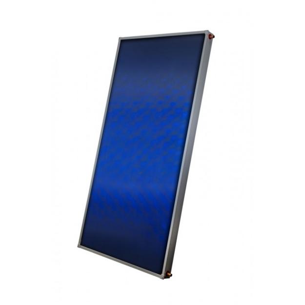 Επιλεκτικός Ηλιακός Συλλέκτης Τιτανίου 2,50 m² ( Κάθετος )