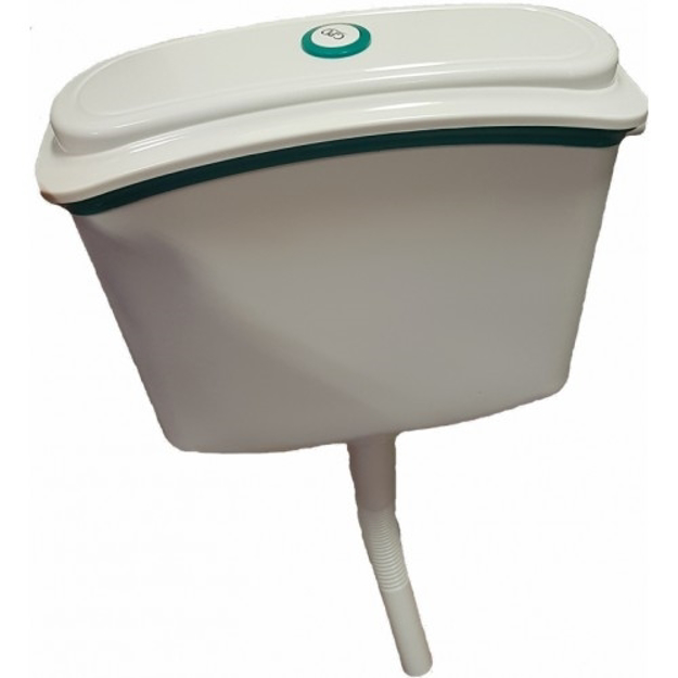 Πλαστικό Καζανάκι Μπάνιου Cistern