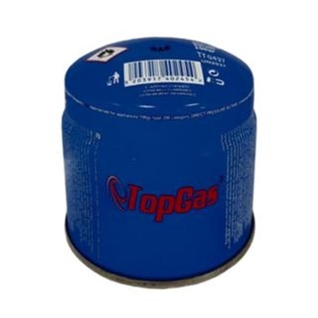 Φιαλίδιο Υγραερίου Topgas
