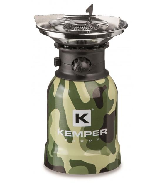 Καμινέτο Καμουφλάζ KEMPER