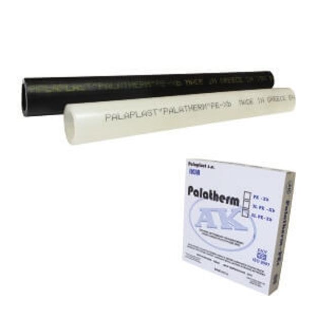 Σωλήνας Palatherm - Pex Φ15×2,5 Δικτυωμένου Πολυαιθυλενίου
