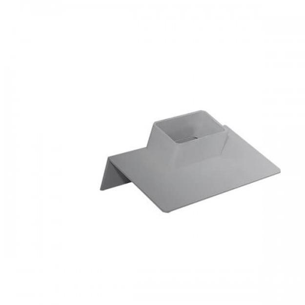 Πλαστική Παροχή Ταράτσας Γωνιακή 6x10