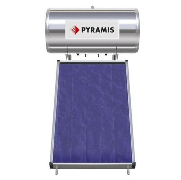 Ηλιακός Θερμοσίφωνας 026001005 Pyramis 120lt/2m²