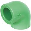 Πράσινη Γωνία - Ημιγωνία PPR Φ63 PN25 , INTERPLAST