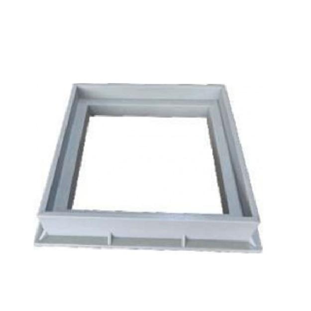 Πλαστικό Πλαίσιο - Τελάρο Φρεατίου 55 x 55