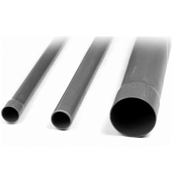 Πλαστική Σωλήνα PVC Φ125, ΕΛΟΤ 686-Β