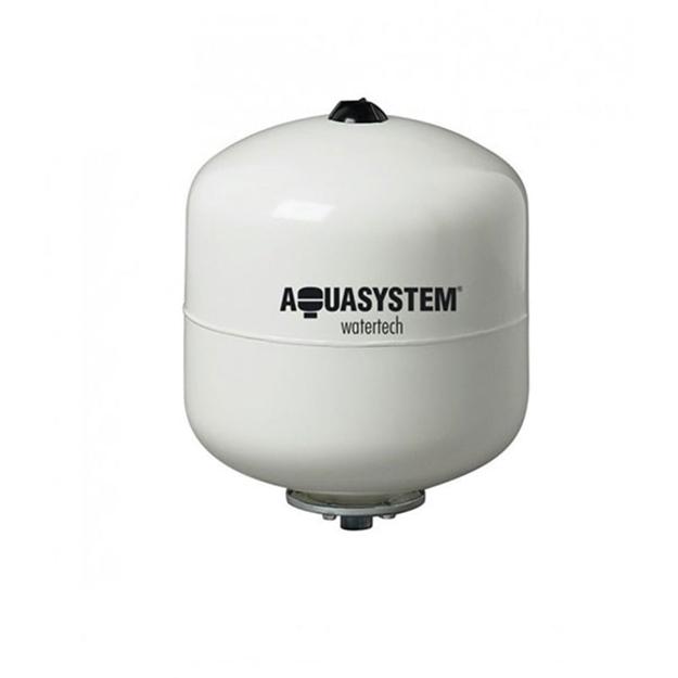 AQUASYSTEM VS12 Δοχείο Διαστολής Ηλιακών 12 lt