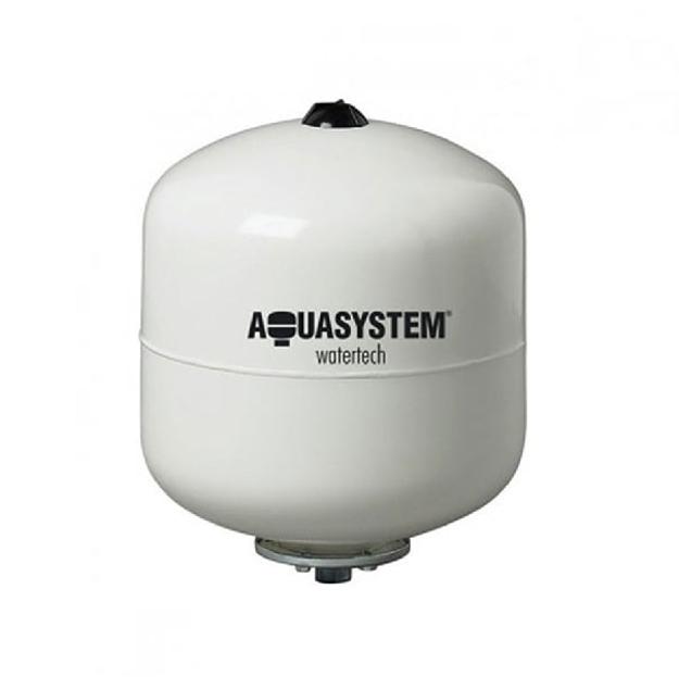 AQUASYSTEM VS8 Δοχείο Διαστολής Ηλιακών 8 lt